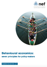 Behavioural Economics report cover