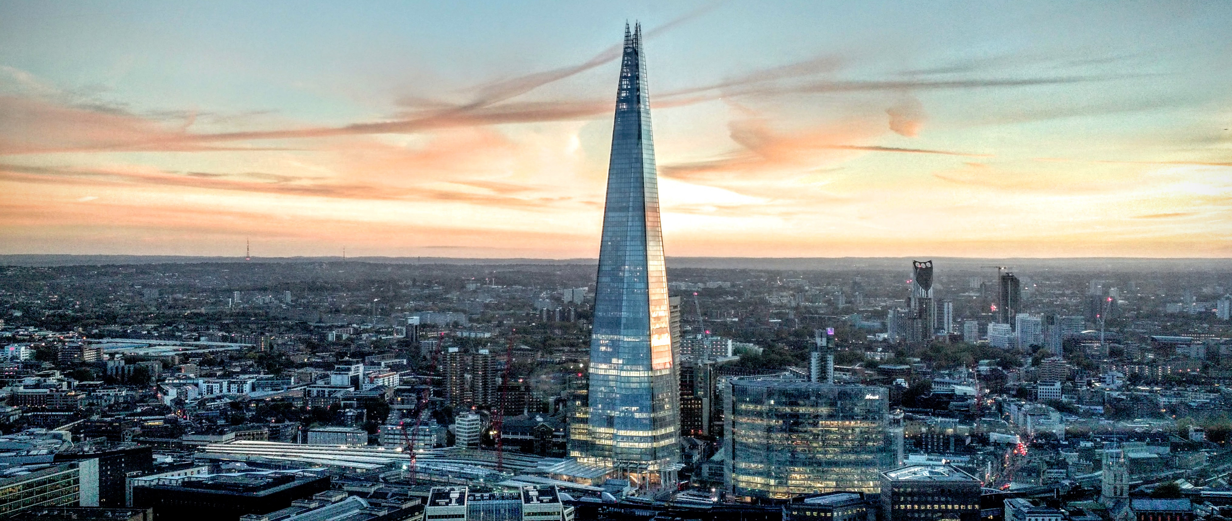 The city of London is at the heart of the UK's economy