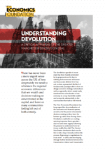 Devolution report cover