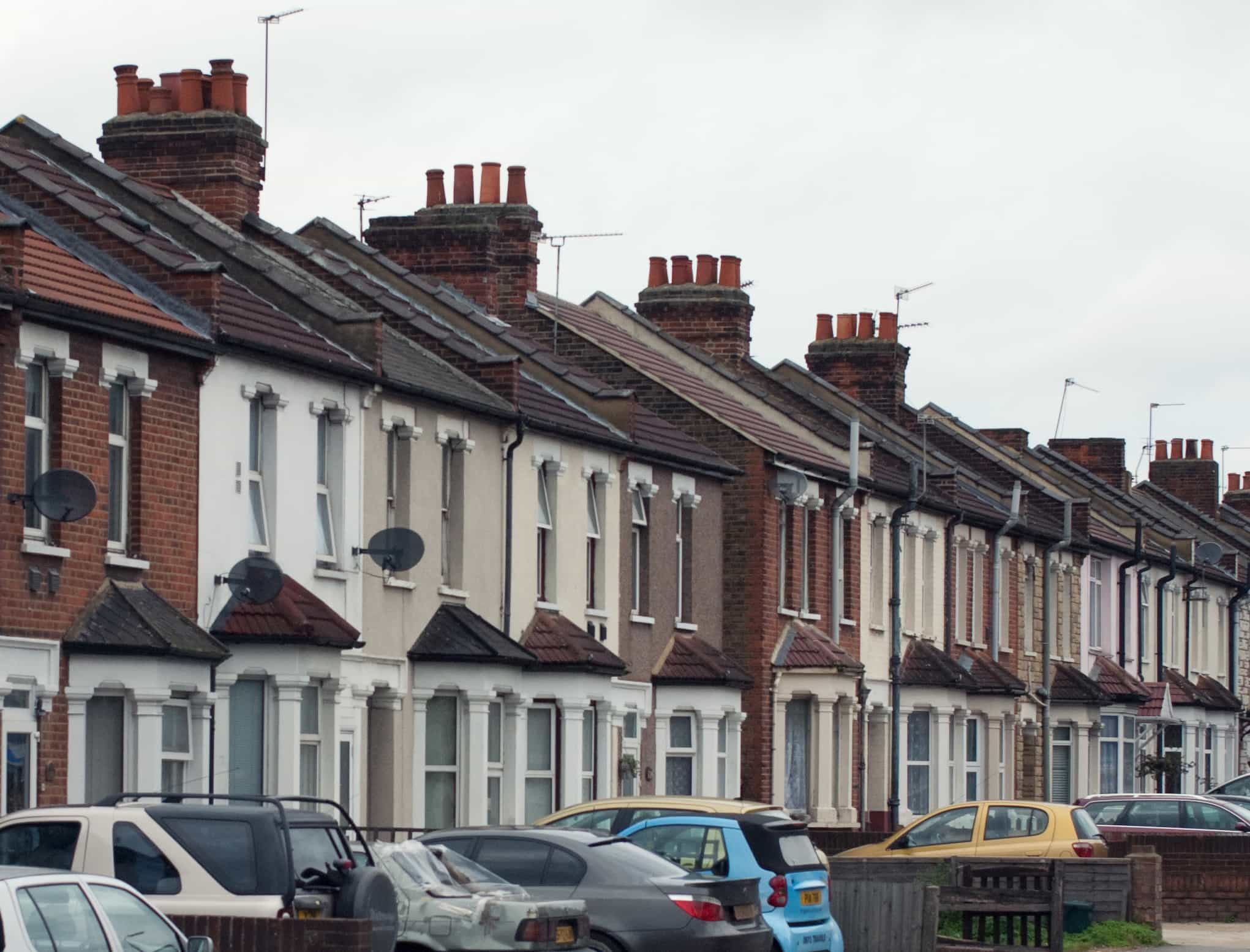Terraced houses