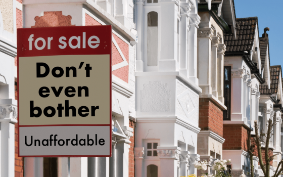Weekly Economics Podcast: Can we bring down house prices without crashing the economy?