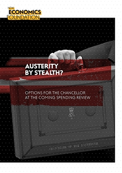 Austerity by stealth?