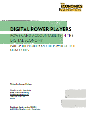 Digital power players