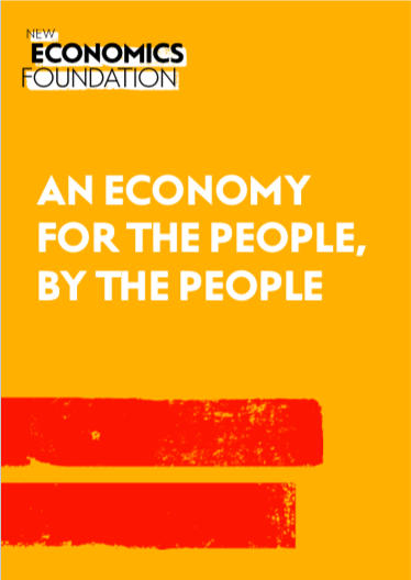 An economy for the people, by the people