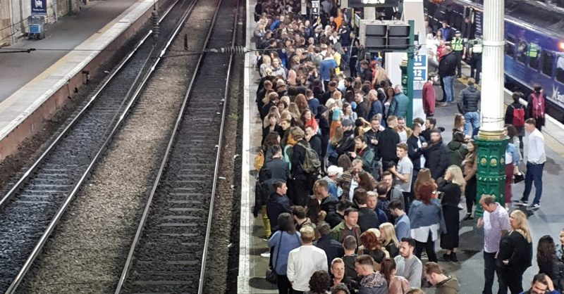 A rail network for everyone | New Economics Foundation