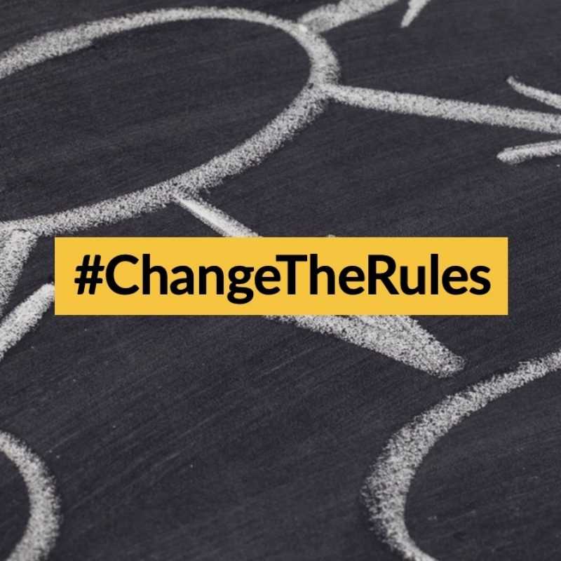 New Economics Foundation: Together we can change the rules
