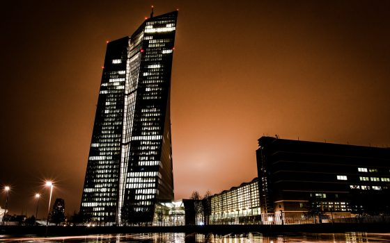 The European Central Bank and climate change