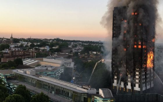 Weekly Economics Podcast: One year on from the Grenfell Tower fire