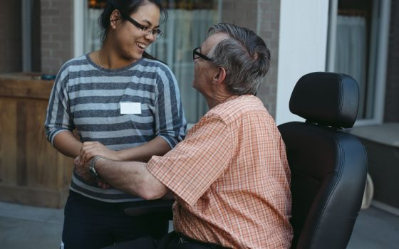 How to build a better social care system
