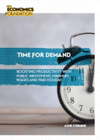 Time for demand