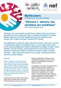 Mythbusters: Strivers vs Skivers