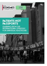 Patients not passports