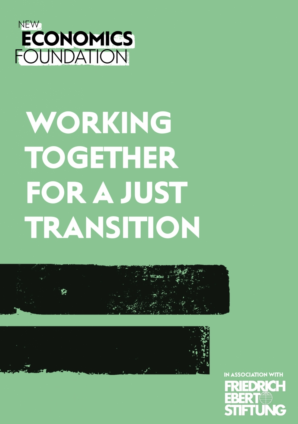 Working together for a just transition